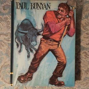 Paul Bunyan - Vintage hardback